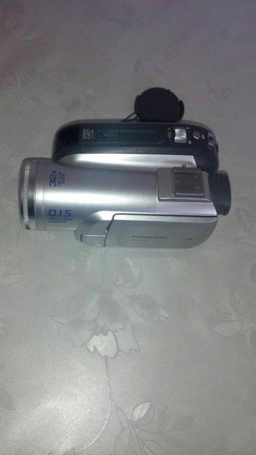 Sumqayıt şəhərində panasonik video kamera kasetnen 3saata qeder cekir cox az islenib sati