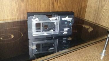 Xırdalan şəhərində JVC videokamera. Yeni. kiçik kasetli böyük kaset perexodniklə