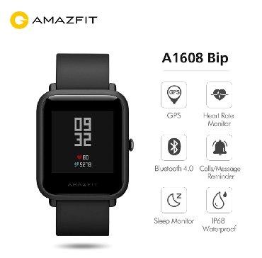 Глобальная версия Amazfit Bip huami Смарт-часы gps 45 дней в режиме