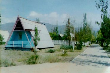 Продаю кемпинг на территории в Бишкек