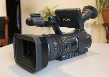 Видео камера SONY FX 1000 состояния отлично. в Кызыл-Кия
