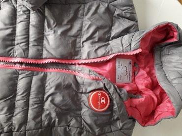 Zimska jakna za decojcicu