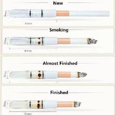 Кальяны, вейпы и аксессуары - Кыргызстан: Фильтр для сигаретСведи вред от курения к минимумуКурение приводит к