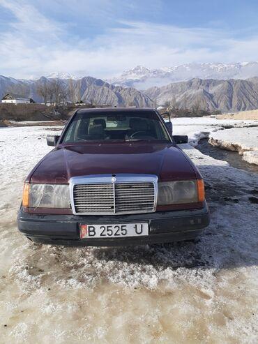 купить мотор мерседес 2 2 дизель в Кыргызстан: Mercedes-Benz W124 2.6 л. 1991