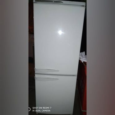 | Б/у Двухкамерный | Белый холодильник