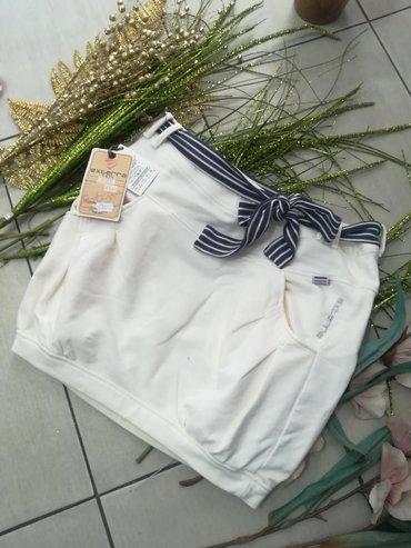 Nova suknja Extera PAMUK ELASTIN vel S M Dole je na blagi puf model