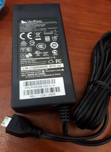 Bakı şəhərində Postterminal Adabder 12 volt -2A tezedi pover sunuruyunan biryerde