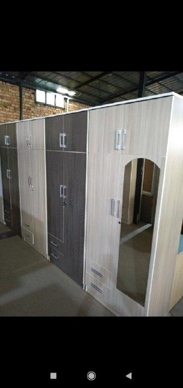 шкаф двухдверный в Кыргызстан: Шифонеьер новыйНовые двухдверные шкафы с зеркаломШирина 80смВысота