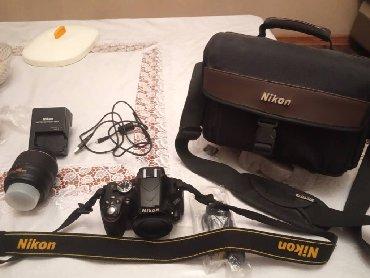 фотоаппарат nikon d3100 в Кыргызстан: Продаю зеркальный фотоаппарат Nikon D3100.  В комплекте имеется флешка
