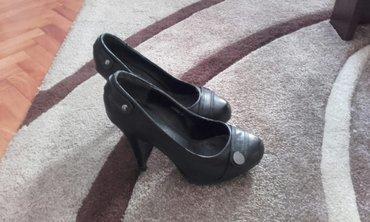 Kozne cipele veoma malo nosene br. 38. - Leskovac