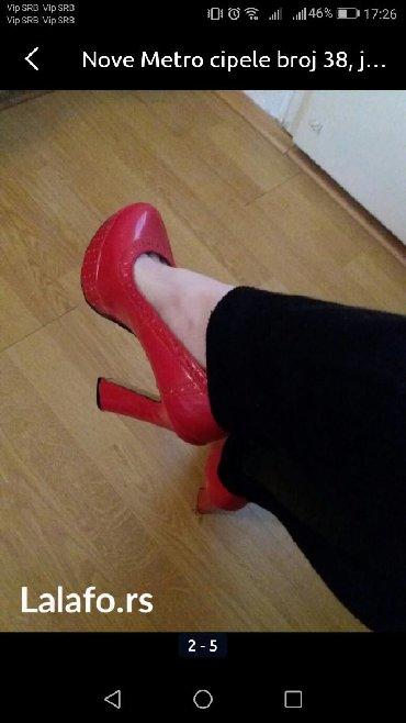 Ženska obuća | Vladicin Han: Nove metro cipelice broj 38, standardni kalup