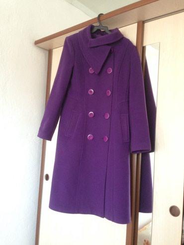 Пальто (осенне-весеннее) в хорошем состоянии ,размер L-Xl в Бишкек