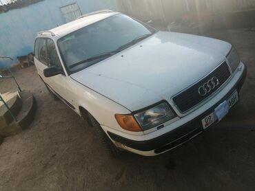 Audi в Кызыл-Суу: Audi S4 2.3 л. 1993 | 20770 км