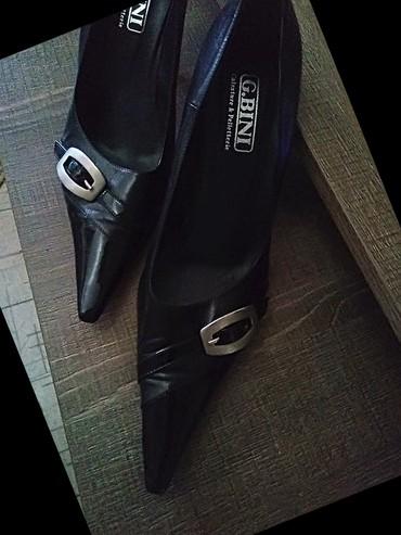 Итальянская обувь. Шпилька. Размер 41. Высота шпильки 8,5 см