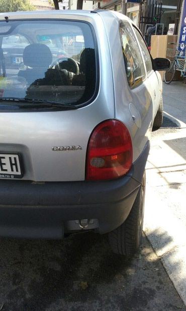 Polovni automobili - Nis: Opel Corsa 1.7 l. 1999   240000 km