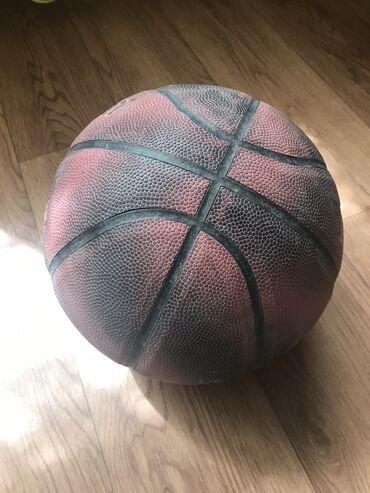 Спорт и хобби - Кыргызстан: Мяч баскетбольный размер 6  Качество 10/10