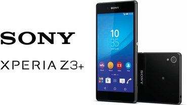 Sony xperia z3+plus dual black (e6533) sony xperia z3+plus dual black  в Бишкек