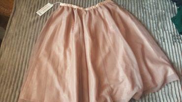 Nova suknja sa slojevima - Pozarevac