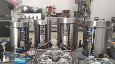 Термопот (кипятильник, бойлер) «Gorkem» от 9 литров до 22 литров. Прои