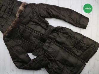 Личные вещи - Украина: Женская куртка с капюшоном (мех натуральная лиса) Dawn Levy, р. S   Ма