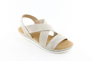 Стильные и удобные женские сандалии на каждый день, материал -