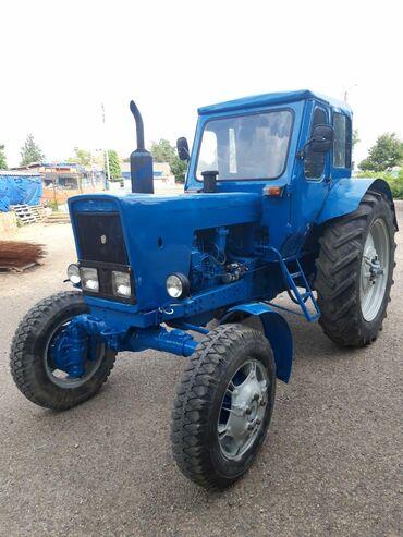 1221 traktor - Azərbaycan: Traktor sfirdan yiqilib