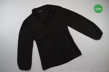 Жіноча однотонна блузка, р. S   Довжина: 64 см Довжина рукава: 56 см Н