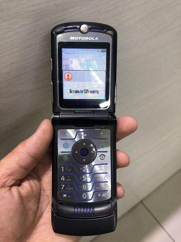 Motorola в Кыргызстан: Легендарная Motorola V3 I в отличном сост продам 3500
