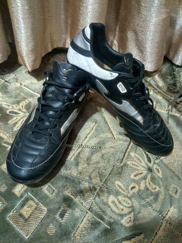 sim karta dlja iphone 5 в Кыргызстан: Продаю футбольные кроссовки бутсы (шиповки):1) Joma(черно-белые) ;