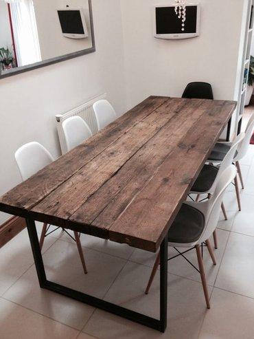 Bakı şəhərində Производство мебели и декора в стиле Loft  под заказ.