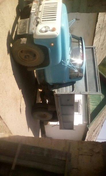 Продаю запчасти на дайхатсу-коре 1991года. Запчасти на газ53, задний м в Бишкек