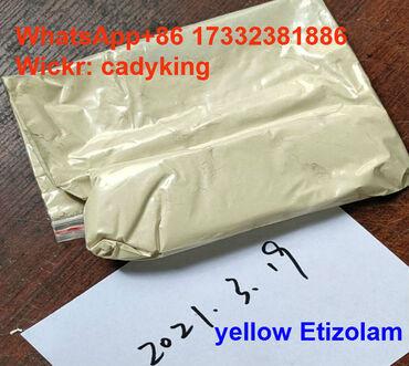 Personal Items - Czech Republic: Supplier strong effect Etizolam Clam powder WhatsApp+86 WhatsApp