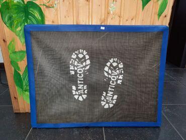 Турмалиновые коврики - Кыргызстан: Дезинфицирующие коврики  . Дезинфицирующие коврики Размер 50х50: Розни