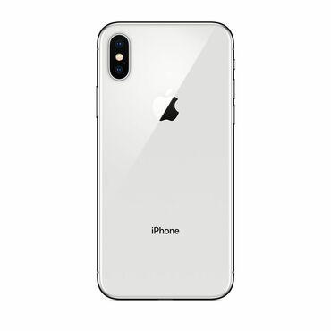 - Azərbaycan: İşlənmiş iPhone X 256 GB Ağ
