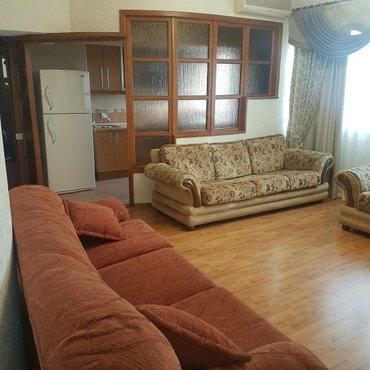 Сдаю 3 комн кв ул гоголья огонбаева 6 в Бишкек
