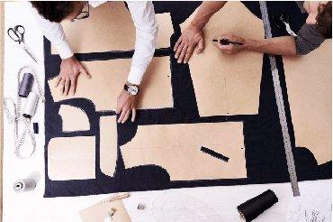 Градация лекал мужской одежды - Кыргызстан: Изготовление лекал женской, мужской, детской одежды. Лекало