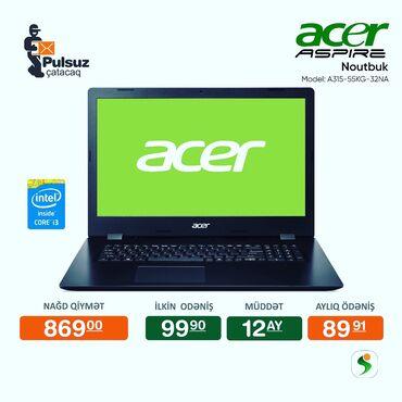 acer fiyatları - Azərbaycan: Notbuk Acer