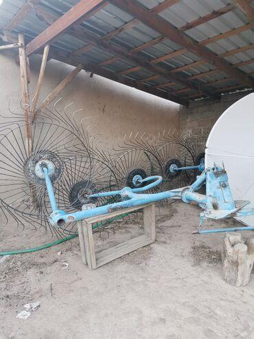 Транспорт - Корумду: Продаю Трактор, плук, боковой грабли, косилка, прессподборщик беларуси