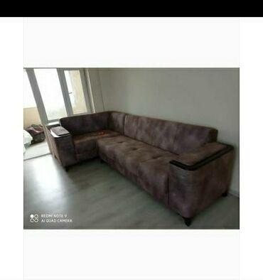Künc divan yenidi 1.60 eni . 3 m uzunu. 550 azn evin aboyuna uyğun