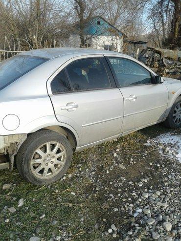 Продаю на запчасть,Ford mondeo 2001 , обьём  1/8  бензин  в Бишкек