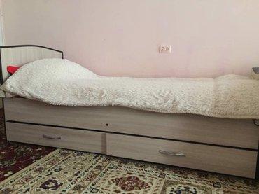 Продается кровать с шифонером в идеальном состоянииПочти в Бишкек