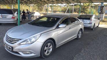 Hyundai - Кыргызстан: Hyundai Sonata 2 л. 2012