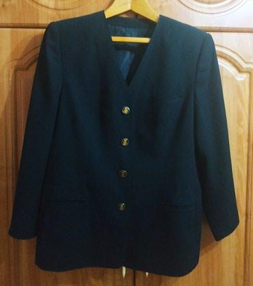 Новые женские пиджаки 50-52 в Бишкек