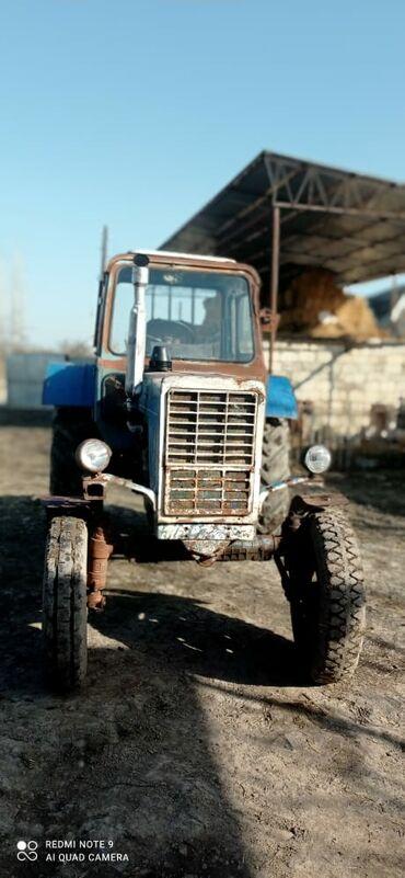 2 х этажная кровать в Азербайджан: Traktorumu satıram gündəlik istifadə etdiyim traktordu yaxşı