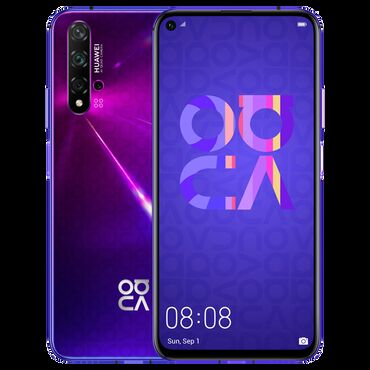 Huawei Nova 5T 128GBЕсть цвета:- Фиолетовый- СинийС полностью