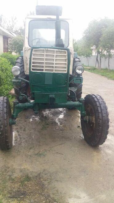 продам трактор т 150к б у в Кыргызстан: Продаю трактор ЮМЗ сос отличное матор каробка мост идеальное завел сел