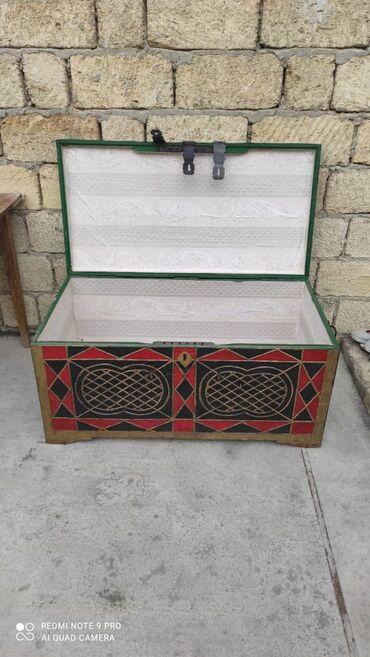сундуки в Азербайджан: Сундук 100 50 | Старинный