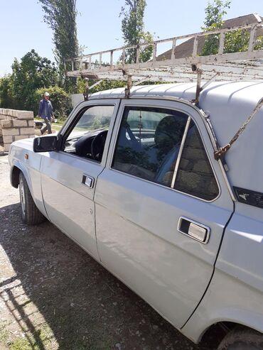 QAZ Azərbaycanda: QAZ 3110 Volga 2.4 l. 1998   30000 km