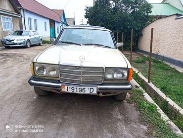 Транспорт - Каракол: Mercedes-Benz 240 2.4 л. 1983 | 3000000 км