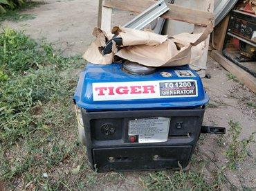 Bakı şəhərində Koreya istehsali generator satilir - benzinle iwleyir ,butun